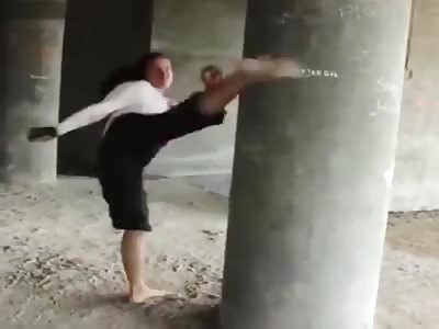 Kick it like a girl