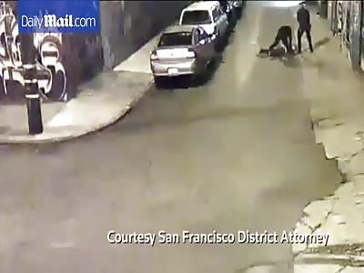 Dramatic video shows man beaten by SF deputies