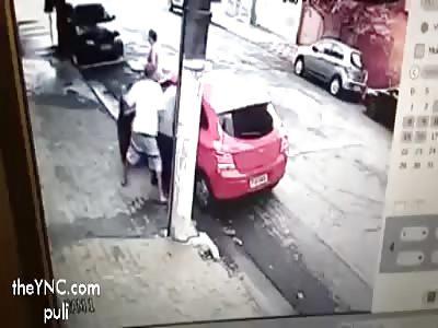 Robo de auto