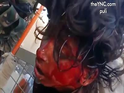 Syrian prisoner
