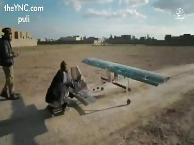 ISIS suicide drone attack
