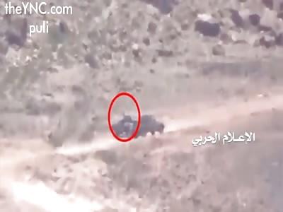 destruction of Yemeni forces