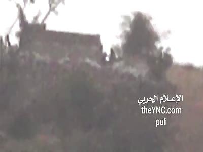 Sniper Target Saudi soldier