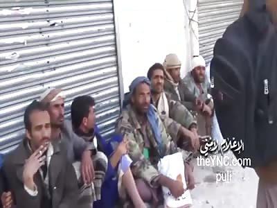 Yemen War - Ansarullah Suppression Of Betraya Of Ali Abdullah Saleh