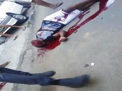 homicide brazil
