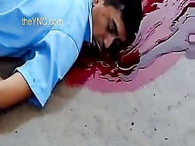 man executed