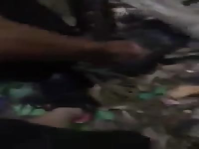 receives his punishment for rat