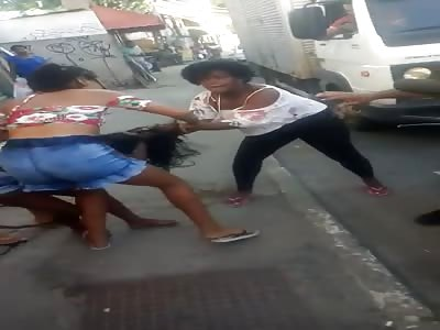 fight of girls