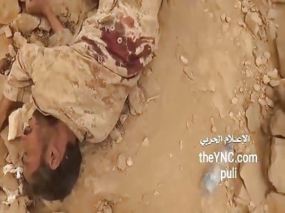Yemeni Ansarullah Attack - Dozens Killed Of Pro-Saudi