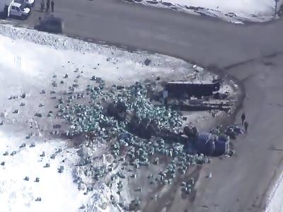 Horrific day for Canada as 15 now confirmed dead in jr hockey team bus crash !!
