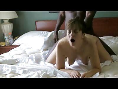 White wife