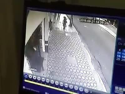Shot police