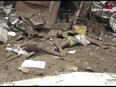 Atack bomb by arab coalition