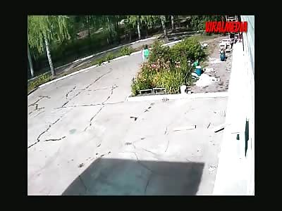 Epic Moment Children Almost Killed