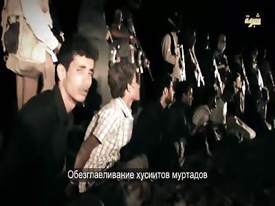 Isis killing yemem apostate