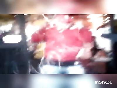 Police Dashcam Video Captures Fatal Shooting