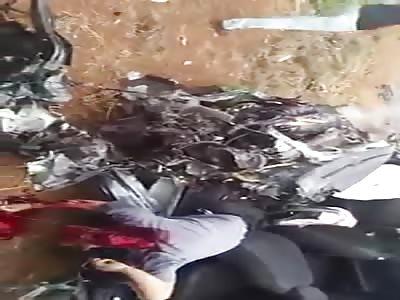 (Repost) Agonizing with head crash