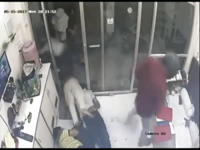 Two merchants killed in assault