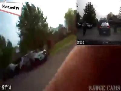 Black Woman Shot Dead By Police