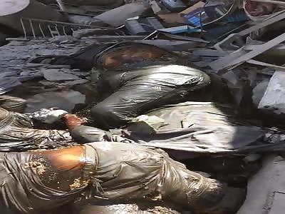 Daesh shot on battlefield