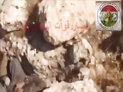 isis killing daesh peshmerga