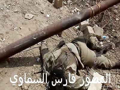 Daesh killed in Batle gore