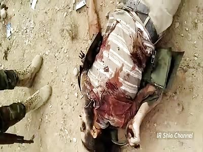 daesh isis killed in batle