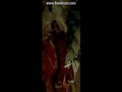 murdered in manaus Brasil