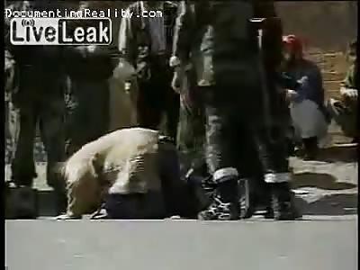 more scumbag rapists executed