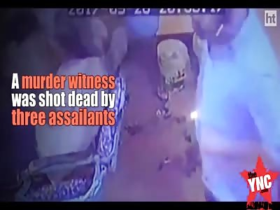 Barber assassinated at work