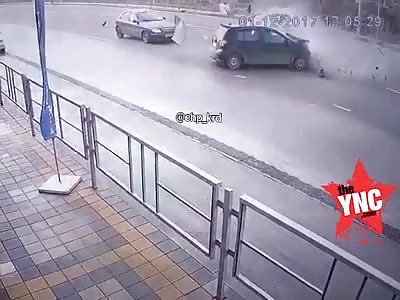 man killed in a deadly accident on the Rostov highway in Krasnodar