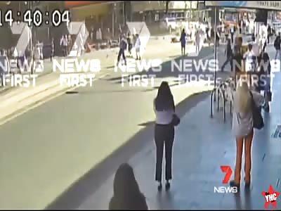 Melbourne crash: Driver who ploughed into Flinders Street crowds