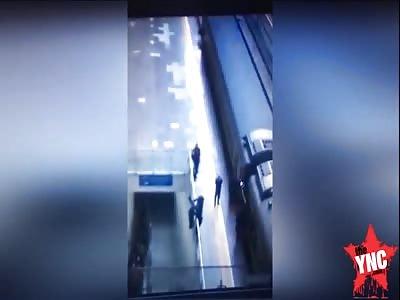 suicide attempt in Qingdao