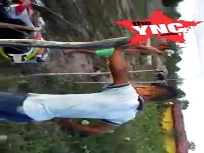 man killed   in São Bento do Una Pernambuco