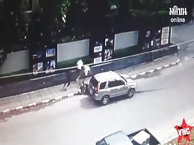a Jewish mafia assassination in Thailand on the island of Koh Samui
