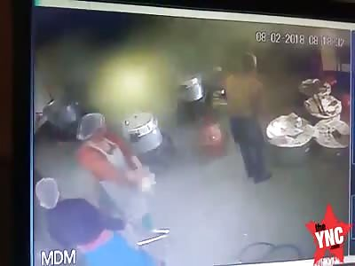 Woman hurt in cooker blast in Chandigarh