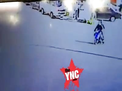 bike accident in  Lebanon