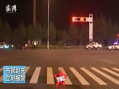 speeding in Jiangsu