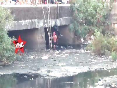 a Body found in Villa in Shyam Nagar, Bhandup East, Mumbai