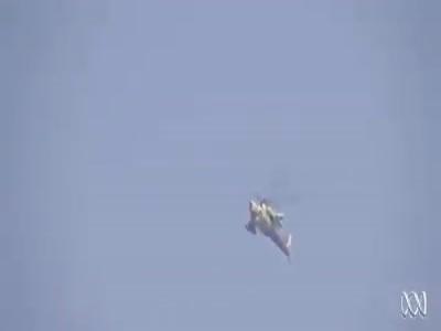 Iraqi army during the flight deck dens Daesh in western Mosul