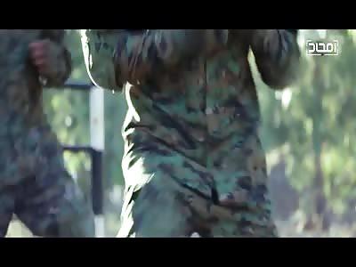 "from Hay'at Taḥrīr al-Shām: ""Elite Forces: Dar'ā – al-Qunayṭrah"""