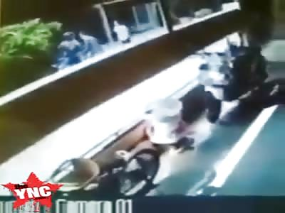 Thief shoots woman dead