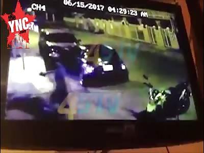 Journalist  is shot dead in the street