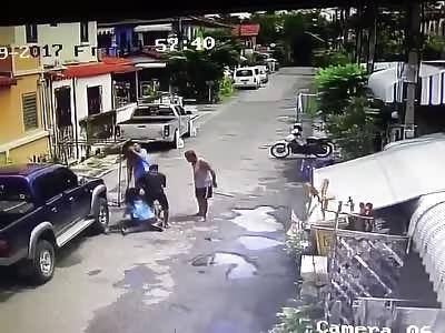 Man Brutally Beaten With a Baseball Bat