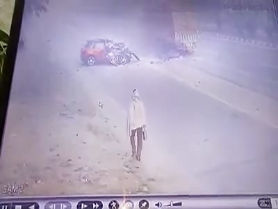 Fatal Crash in Pakistan