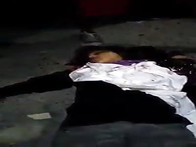 Woman Was Brutally Murdered