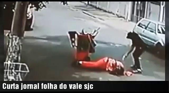 Garbageman Gets Taken out in Brazil