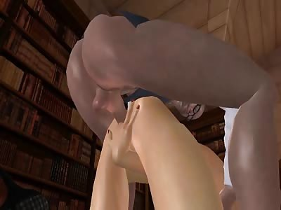 hot sex3d