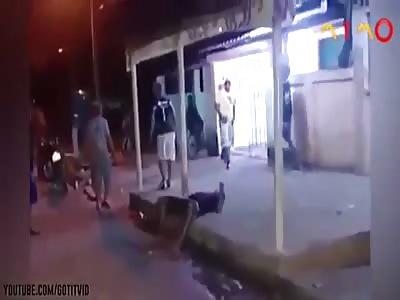 Murdered in Brazil
