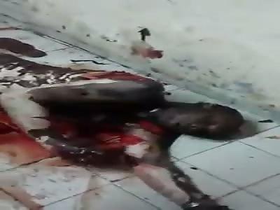 Murder and burned for alleged rape in Brazil